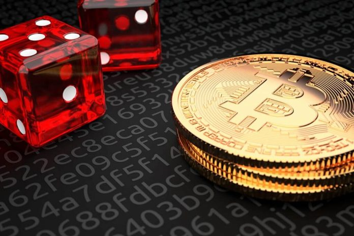 dice and bitcoin