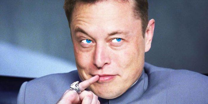 Evil Elon Musk