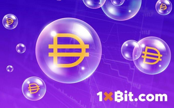 DAI logo in a bubble